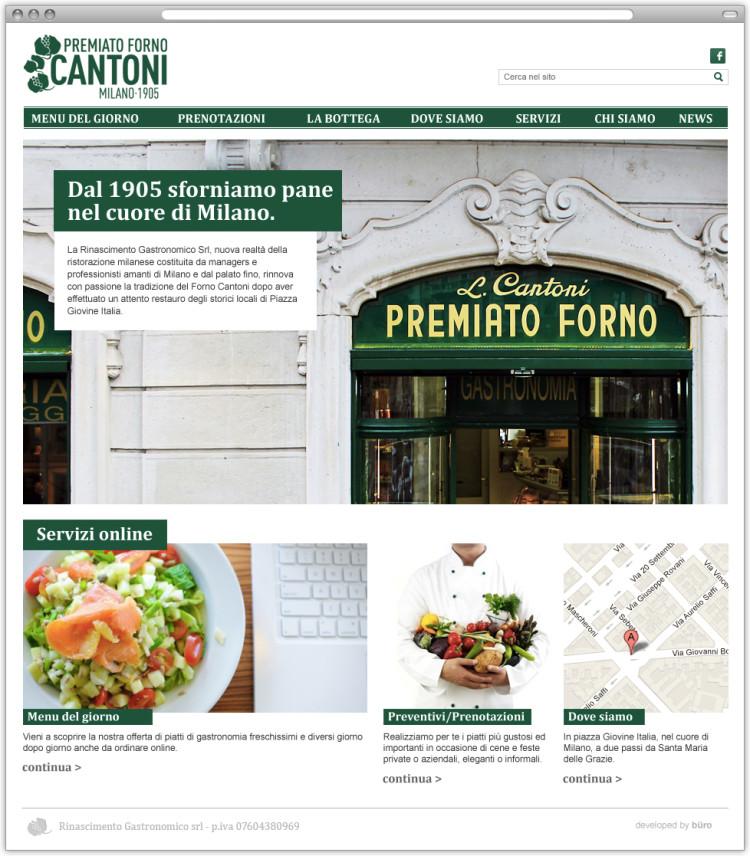 cantoni sito